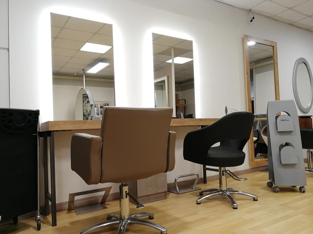 Arredamento Parrucchieri Outlet.Marin Arredo Gli Artigiani Del Mobile Per Parrucchieri E